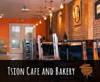 Tsion Cafe and Bakery